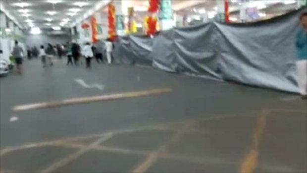 ทหารคลั่ง จับประชาชนภายในห้างดังใจกลางเมืองโคราชเป็นตัวประกัน