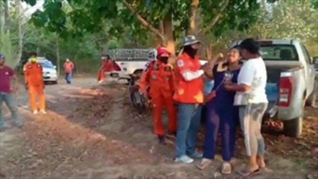 ลักลอบหาของป่า หนุ่มใหญ่ดับสยองกลางอุทยานฯ ทับลาน รอยเขี้ยวขย้ำทั่วร่าง