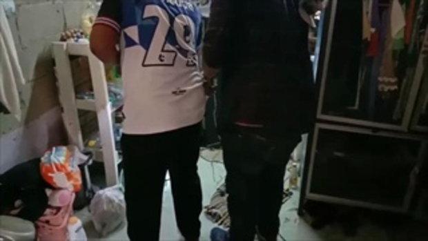 สาวแจ้งจับงูยาวกว่า 2 เมตร เลื้อยเข้าบ้าน คอหวยถามหาเลขที่บ้านเอาไปซื้อเลขเด็ด