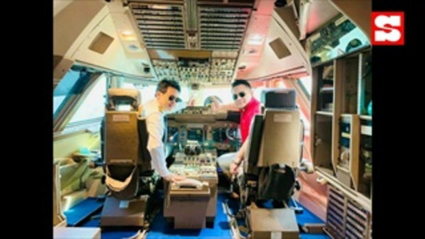 747 Cafe คาเฟ่บนเครื่องบิน Boeing 747 แลนด์มาร์คแห่งย่านลาดกระบัง