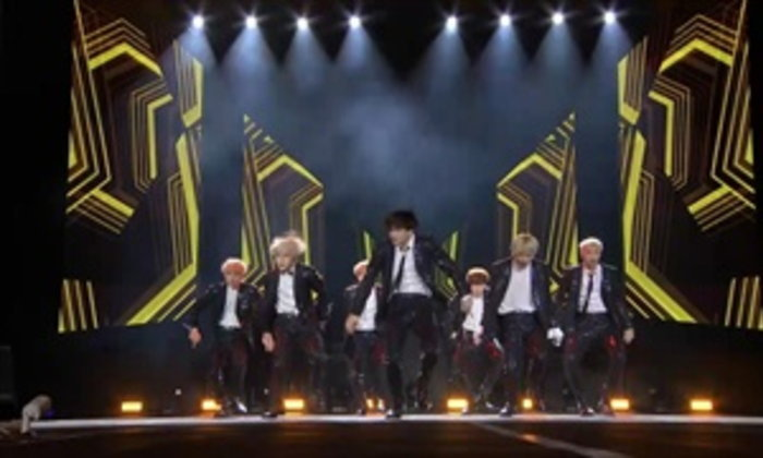บรรยากาศคอนเสิร์ต BTS WORLD TOUR 'LOVE YOURSELF' BANGKOK 2019