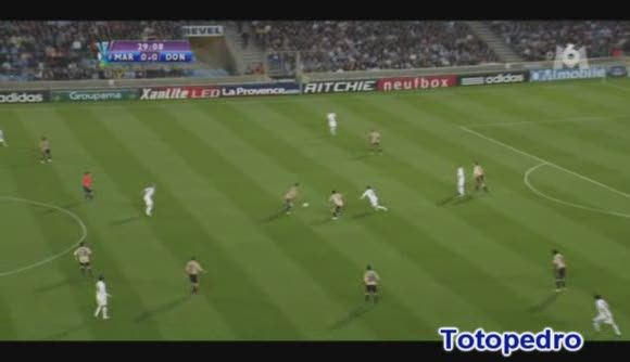 Marseille - Shakhtar (1-2) UEFA Cup, 16.04.09