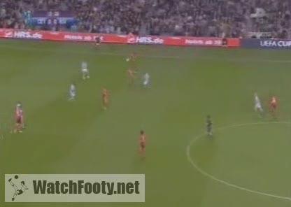 Manchester City - Hamburger (2-1) UEFA Cup, 16.04.