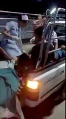นาทีระทึก สาวชาวราชบุรี คลอดลูกน้อยกลางปั๊มแก๊ส !!