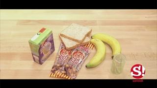 Banana sushi roll ทางเลือกของคนรักสุขภาพ