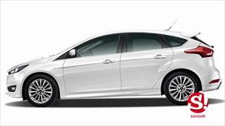 เผยสเป็ค 2016 Ford Focus 1.5 ลิตร EcoBoost Turbo ใหม่