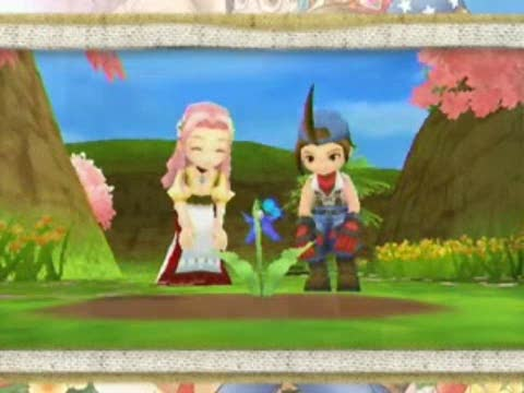 Harvest Moon: Sugar Village [Trailer 1]