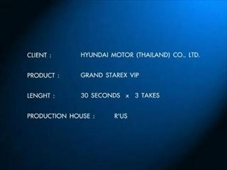 Hyundai Grand Starex VIP in Thailand