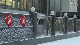 หิมะ, ปักกิ่ง 2011