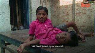 เด็กชาวอินเดีย