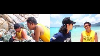 คนมันส์พันธุ์อาสา : Trash Hero เกาะหลีเป๊ะ ช่วงที่ 4/4 (19 พ.ย.59)