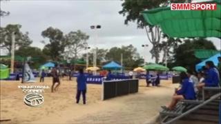 Volleyball Corner : ส.ลูกยาง ลงพื้นที่ตรวจสนามชายหาดร้อยเอ็ดเวทีแข่งขันU21เอเชีย