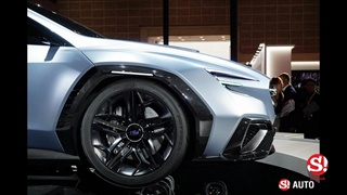 Subaru VIZIV Performance ใหม่ เผยโฉมที่โตเกียวมอเตอร์โชว์ 2017