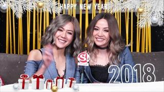 นิว-จิ๋ว ร่วมส่งความสุขปี 2018