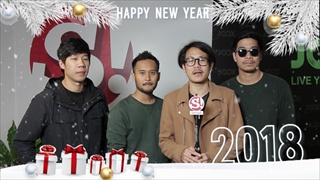 Musketeers  ร่วมส่งความสุขปี 2018