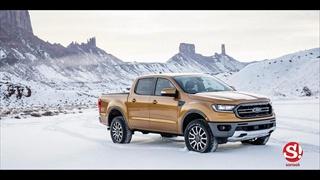 Ford Ranger 2018 ใหม่ เปิดตัวแล้วในสหรัฐฯ พร้อมขุมพลังเบนซิน 2.3 ลิตรเทอร์โบ