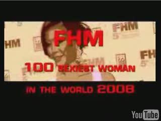 งานประการรางวัล FHM 2008