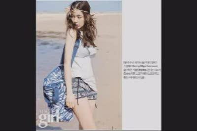 ยุนอึนเฮ ลง นิตยาสาร Vogue Girl สิงหาคมนี้
