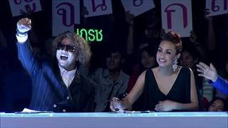 เปลี่ยนหน้าท้าโชว์ Sing Your Face Off | 12 ก.ย. 58 | S3 เกรซ – แสงสุดท้าย – Bodyslam