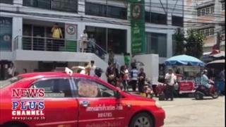 สลด!หญิงวัย63ข้ามถนนถูกรถเมล์ทับดับสยอง จ.นนทบุรี