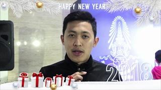 สมาคมกีฬาฟุตบอลแห่งประเทศไทย ร่วมส่งความสุขปี 2018