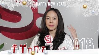 นักแสดงจากเรื่อง คิดถึงทุกปี Memories of New Years ร่วมส่งความสุขปี 2018
