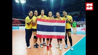 แฟนเฮ! FIVB เปิดทาง ลูกยางสาวไทย ส่งรายชื่อใหม่เข้าแข่งขันศึก เนชั่นส์ ลีก