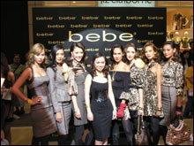 เปิดร้าน bebe (บีบี) สาขาเซ็นทรัลเวิลด์