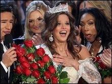 สาวสวยแห่งรัฐ อินเดียน่า คว้ามงกุฏนางงามสหรัฐฯ ปี 2009