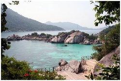 Beach Paradise @ เกาะสมุย  เกาะเต่า  เกาะนางยวน