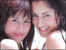 Summer Girls : บี-มาติกา & พิ้งกี้-สาวิกา