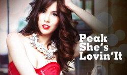 พีค+พิงกี้ Wallpaper : She's Lovin' It, Romantic stories