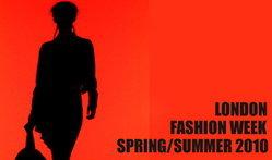 แปลก-แตกต่าง คือทางของ London Fashion Week Spring/Summer 2010