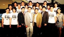กาละแมร์ ดี๊ด๊า! เปิดตัว 15 หนุ่มฮอต Men In trend  Man of the Year 2009