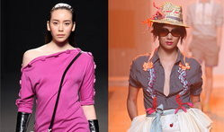 ELLE Fashion Week 2009 : Brand...DISAYA & 27FRIDAY