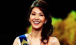 สาวรามฯ ประเดิมคว้านางงามผิวสวย บนเวทีนางสาวไทย 2552
