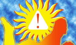 ลมแดด...ยิ่งร้อน ยิ่งเสี่ยงตาย