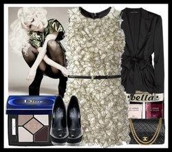 Lady Gaga Collection.. Nine Look .. Nice Pretty Wow !