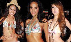 เป๊กกี้  ชญานี  สวย เซ็กซี่คว้ารางวัล Miss Maxim Thailand 2010