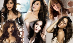 FHMเปิดโหวต! ผู้หญิงที่เซ็กซีที่สุดของเมืองไทย แคมเปญดังระดับโลก