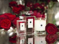โจ มาโลน  Red Roses Home Candle