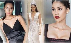 เมนูลดน้ำหนักของ แนท อนิพรณ์ Miss Universe Thailand 2015
