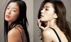 สวยใสไร้รอยมีดหมอ จวน จีฮุน ตัวแม่ของวงการเกาหลี