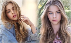 Jade Weber นางแบบมาแรง อายุ 12 สวยตะลึงราวกับตุ๊กตา!