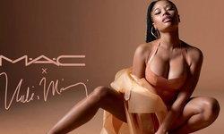Nicki Minaj จับมือ M.A.C ออกลิปสติกสีนู้ด เอาใจคอบิวตี้