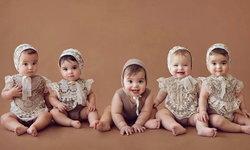 แฝด 2 หลบไป! หลีกทางให้ความน่ารักของฝาแฝด 5 กัน
