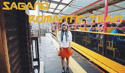 ชะนีหนีเที่ยว Ep.02 Sagano Romantic Train รถไฟสายโรแมนติก & Tenryu-ji Temple วัดเทนริวจิ