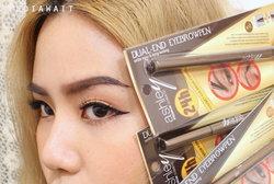เทคนิคเนรมิตคิ้วเป๊ะเวอร์ Ashley Perfect Tattoo Eyebrow Pencil