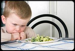 ปัญหาการกินที่มักจะพบในเด็ก 1-3 ปี