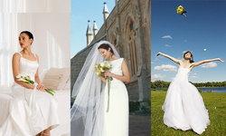 เคล็ดลับเลือกชุดแต่งงานเจ้าสาวให้สวยเริดตรงใจ